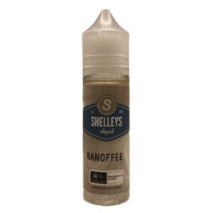 Shelleys Eliquid Banoffee