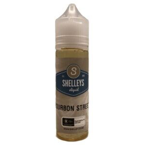 Shelleys Eliquid Bourbon Street