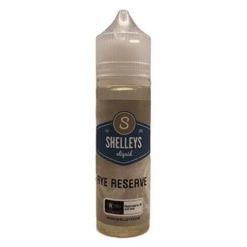 Shelleys Eliquid Rye Reserve
